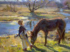 """Companions"" by Daniel F. Gerhartz"