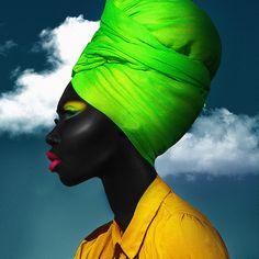 1beautybychoice:  Keep Your Head to The Sky…