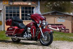 Ultra Classic Electra Glide by Harley Davidson Harley Ultra Classic, Harley Davidson Ultra Classic, Electra Glide Ultra Classic, Motos Harley Davidson, Harley Davidson Touring, Honda Metropolitan, Orange County Choppers, Hd Motorcycles, Touring Bike