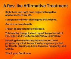 Rev Ike Science Of Living