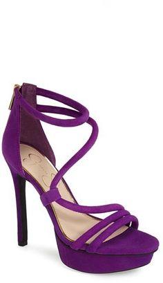 Jessica Simpson 'Caela' Platform Sandal (Women)