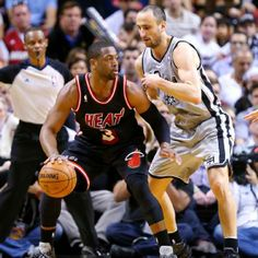 Dwyane Wade Comes Off The Bench In Heat's 113-101 Win Over Spurs - The Bearer