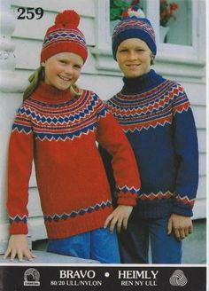 259 Knitting For Kids, Baby Knitting, Baby Barn, Knitting Patterns, Retro, Clothes, Outfit, Clothing, Kleding