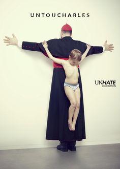 Fondation Unhate - Benetton - Untouchables 1
