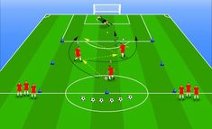 Soccer Practice Drills, Football Coaching Drills, Hockey Training, Soccer Workouts, Weight Training Workouts, Youth Soccer, Sports, Soccer Stuff, Frappe