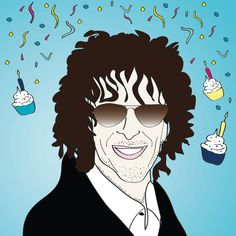 Happy birthday to the Great Howard Stern!