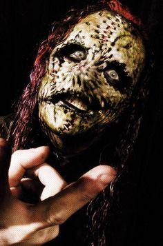 #8. Corey Taylor ~ SlipKnoT