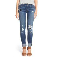 Treasure Womens Distressed Jeans 624d1cf92b5b