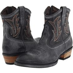 Ariat Billie in black, via Zappos
