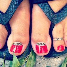 Rockabilly Toes