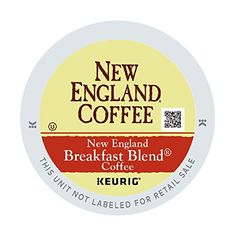 New England Coffee Breakfast Blend 72 Count *** You can get additional details at the image link.Note:It is affiliate link to Amazon.