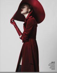 "Duchess Dior: ""A Mad Colour Dream"" Magdalena Jasek for Vogue Thailand September 2015"