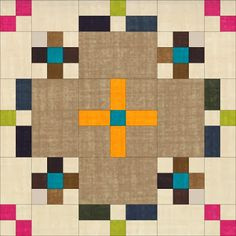 Want it, Need it, Quilt!: APQ Quilt-a-Long Progress