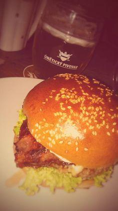 dish burger..