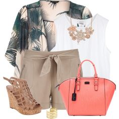 Untitled #3417 by jafashions on Polyvore featuring polyvore fashion style River Island maurices Charles by Charles David Paul's Boutique