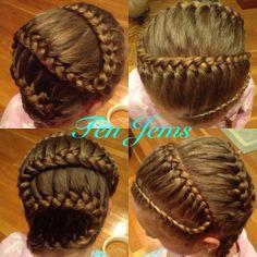 Ten Jems Hair Design @tenjemshairdesign Instagram photos | Webstagram