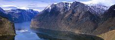 Sognefjorden by photographer Paal Audestad / www.fjordtours.com