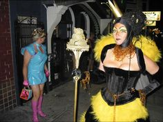 Maral Rapp: Costuming: Drag Queen Bee