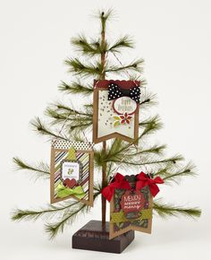 Christmas Tree Ornaments - Scrapbook.com