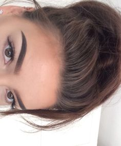 Eyebrow Growth Kit Our Eyebrow Growth Kit uses all natural orga. - Eyebrow Growth Kit Our Eyebrow Growth Kit uses all natural organic oils that gentl - Eyebrows Goals, Eyebrows On Fleek, Eye Brows, Long Eyebrows, Straight Eyebrows, Shape Eyebrows, Bold Brows, Eyebrow Makeup, Skin Makeup