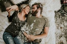 Pin for Later: These Comfy Couple Photos Make Us Want to Kick Back and Relax