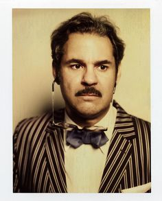 PAUL F. TOMPKINS IS ONLINE : Photo