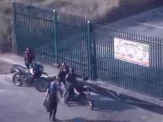 Escenas caóticas de arrestos a jóvenes en Carabobo por la GNB.