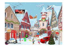 Christmas and movie