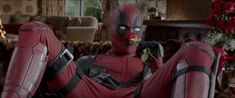 New party member! Tags: deadpool ryan reynolds oh that's good