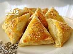 "The post ""Ice Cream Pastry (Puff Puff Kabaran) Recipe Video"" appeared first on Pink Unicorn Videos Pastry Recipes, Bread Recipes, Cooking Recipes, Turkish Recipes, Ethnic Recipes, Tandoori Masala, Middle Eastern Recipes, Pudding Recipes, Party Snacks"