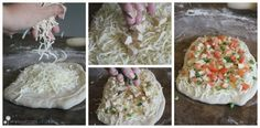 This Tuscan Chicken Pizza is easy to make and SO good!! #spon