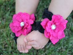 Such a cute website.. Toe blooms and blooming wraps