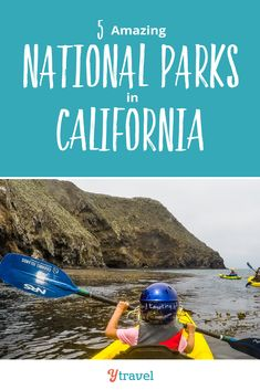 California National Parks Travel Guide.  There are so many beautiful places to visit in CA on your road trip!  Plan the best California vacation with these travel tips, including info on Yosemite, Death Valley, Joshua Tree, Redwoods and Channel Island all belong on your bucket list.  So many  beautiful places to visit with gorgeous yet unique hiking opportunities, things to do, and more! #California #nationalpark #nationalparks #travel #Californiatravel  #DeathValley #roadtrip #roadtrips