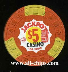 Jackpot Casino Las Vegas casino Chip for sale here http://www.all-chips.com/ChipDetail.php?ChipID=14654