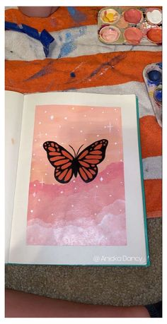 Small Canvas Paintings, Easy Canvas Art, Small Canvas Art, Cute Paintings, Mini Canvas Art, Easy Art, Beginner Canvas Painting Ideas, Easy Paintings For Beginners, Canvas Canvas