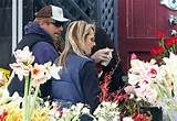 Helen Hunt and boyfriend Matthew Carnahan..at a screening of an HBO ...