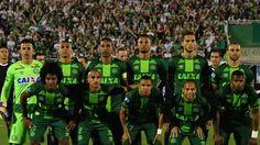 Equipe da Chapecoense