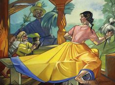 Spod Tego Jawora - Piosenka Góralska (Polish folk song from the Carpathi. Fashion Magazine Cover, Magazine Covers, Music Clips, Great Paintings, Music Love, Fashion History, Folklore, Illustrators, Modern Art