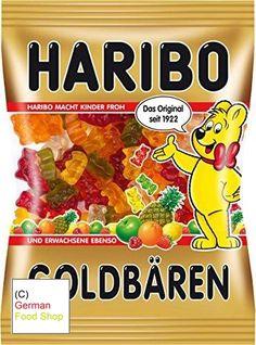 Haribo Gummy Bears 200g