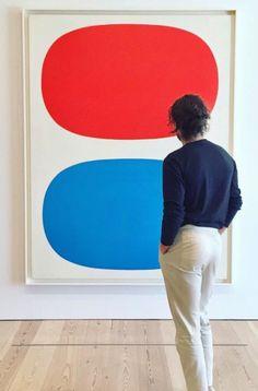 Ellsworth Kelly, Math Art, 21st Century, Wall Design, Art Lessons, Geometry, Modern Art, Scandinavian, Abstract Art