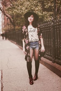 Flashes of Style: Festival Style, featuring Forever 21