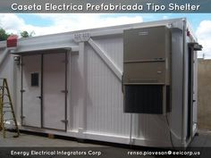 Shelters Electricos. Electrical Shelters