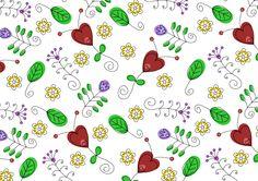 Floral background 2.0