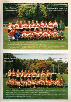 Calendrier 1997-1998 - 2ème Division - Page 16