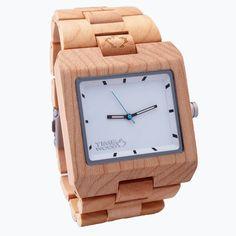 Ceas din lemn TimeWood Cursa Unisex Wood Watch, Watches, Unisex, Accessories, Crystal, Wooden Clock, Wristwatches, Clocks, Jewelry Accessories