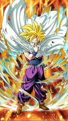 [Successor of the Strongest] Super Saiyan Teen Gohan/Dragon Ball Z: Dokkan Battle
