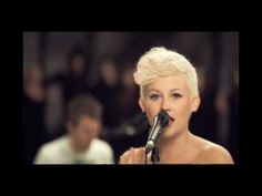 """""""What Is Happening"""" - Alphabeat; I love this video and this song...and this band. Everything. :]"""