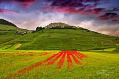 Monti Sibillini by Giuseppe  Peppoloni - Photo 159535459 - 500px