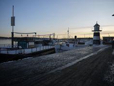 Oslo Harbor - Norway  Winter 2012