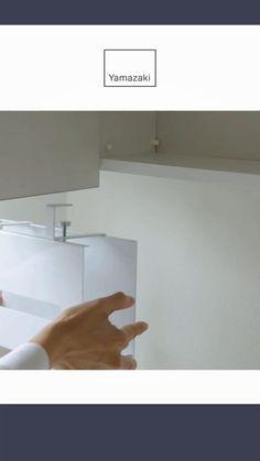 Home Room Design, House Design, Catalog Design, Smart Kitchen, Diy Bedroom Decor, Home Decor, Minimalist Home, House Rooms, Declutter